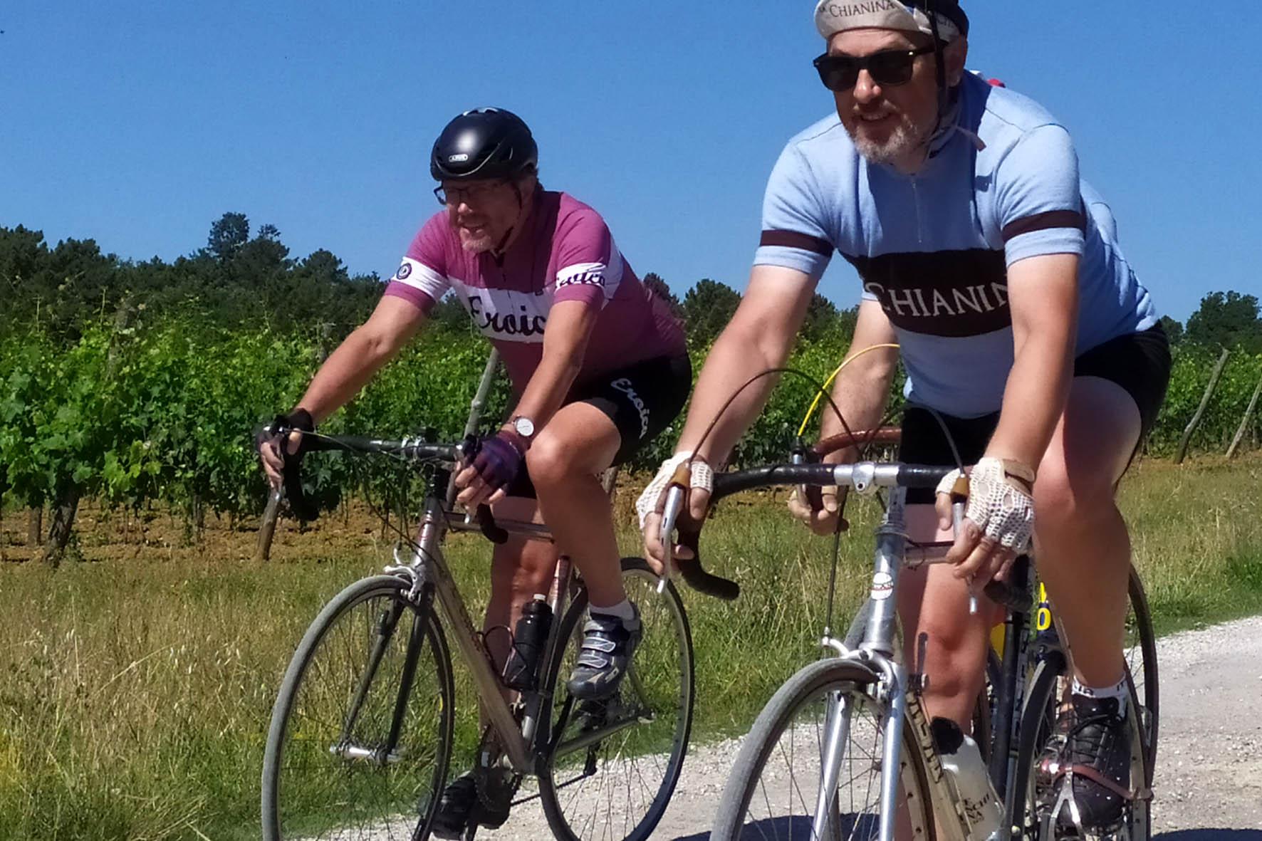 """""""Chianina Cycle Maps"""", una guida per scoprire la Valdichiana sui pedali"""