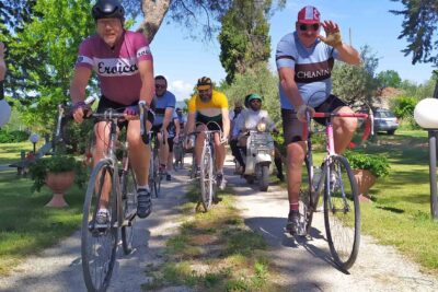 La Chianina apre con due serate per parlare di cicloturismo e ciclostoriche
